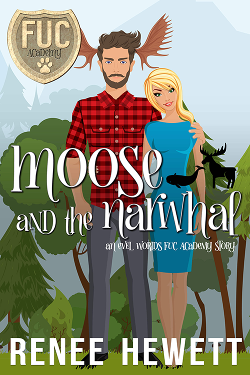 Book Cover: Moose and the Narwhal