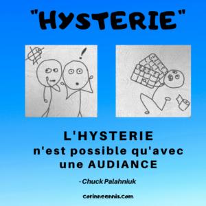 Pépite d'Or : HYSTERIE