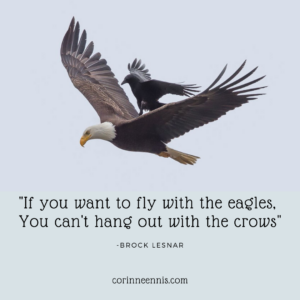 Today's Gold Nugget: GO HIGHER!