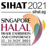 Singapore HALAL Trade Exhibition 2021