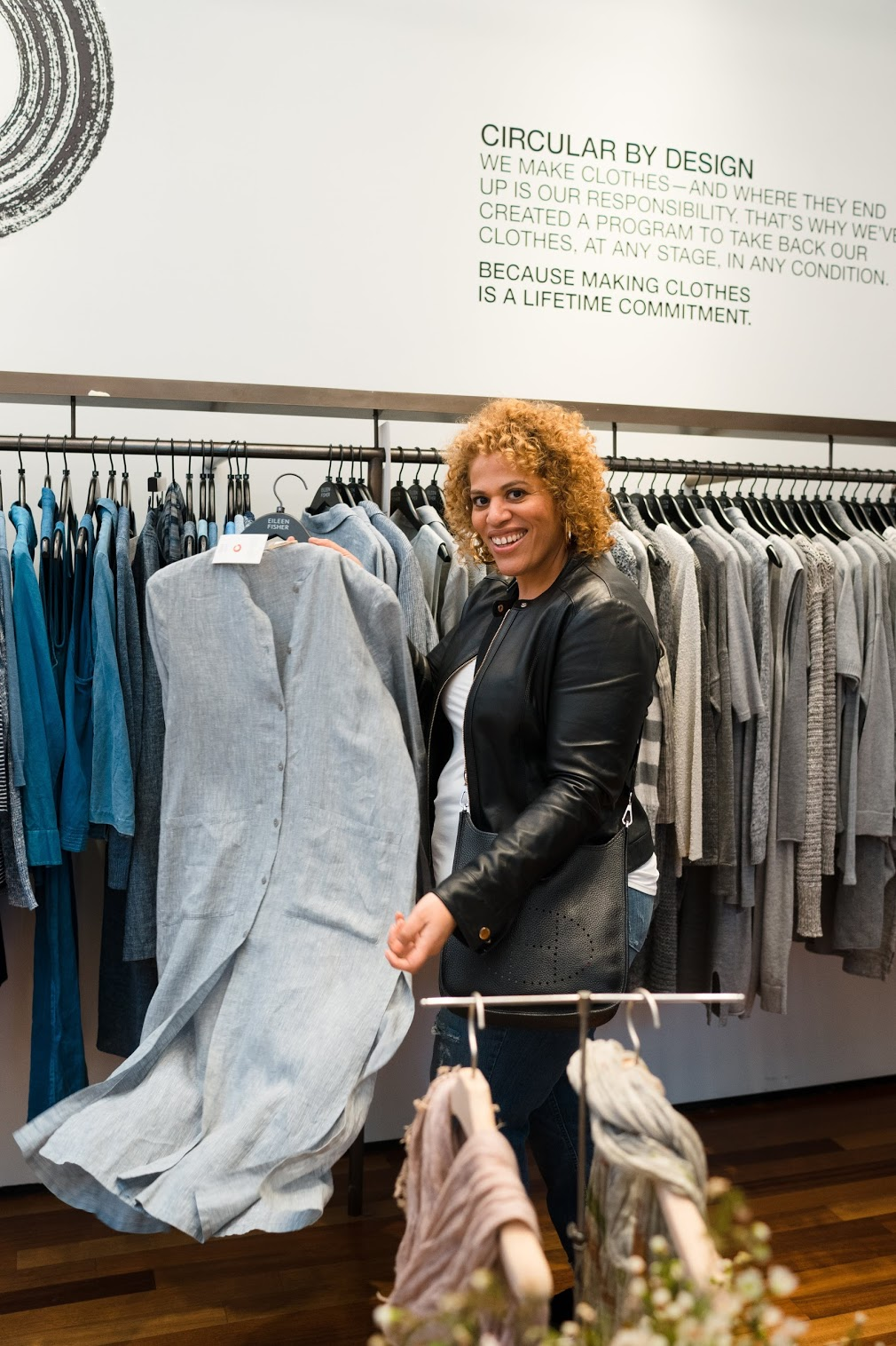 Eileen Fisher- Circular By Design- Renew Collection