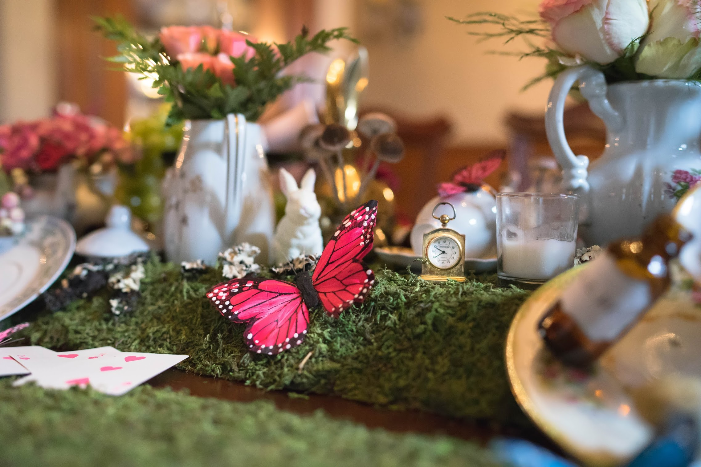 """Hosting a """"Mad Hatter Tea party"""" Baby Shower"""