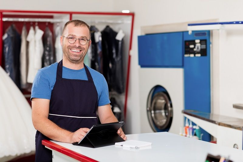 Dry-Cleaning-Owner