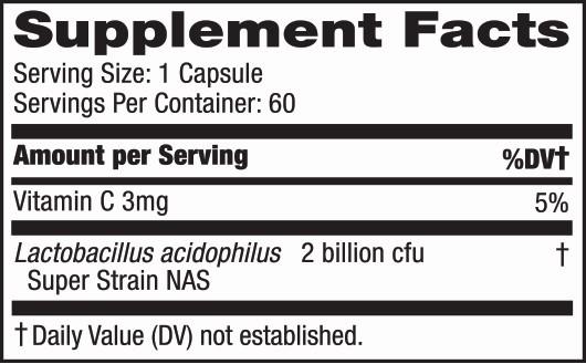 superdophilus DF label