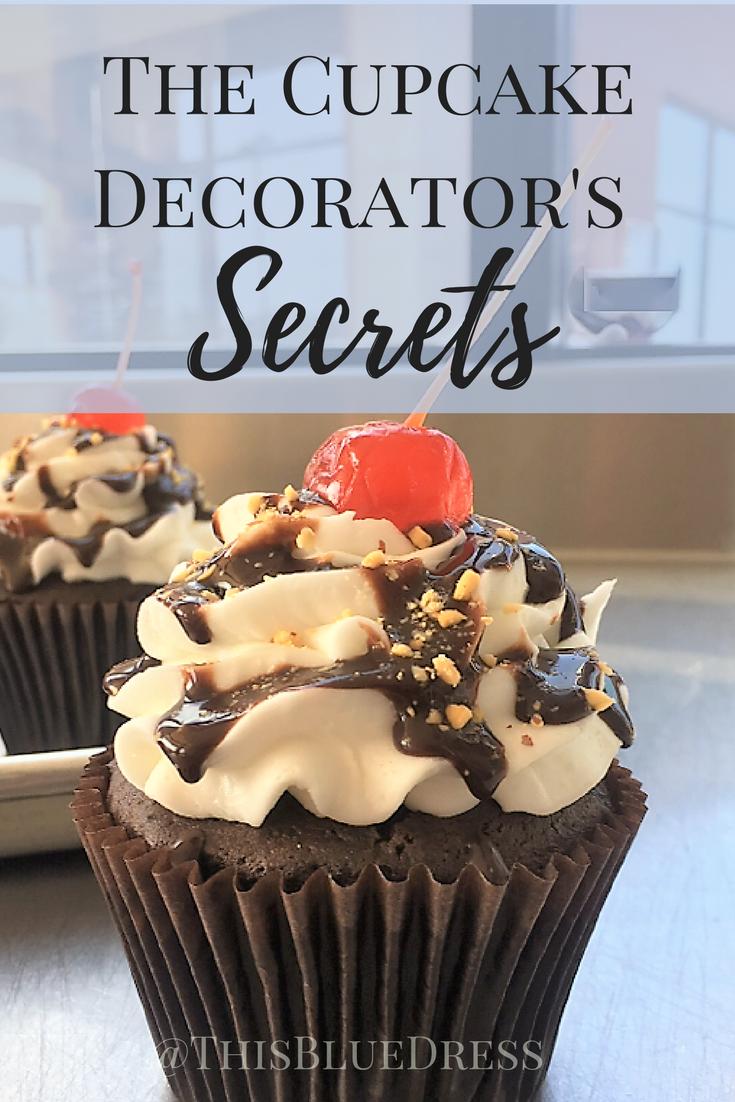 The Cupcake Decorator's Secrets