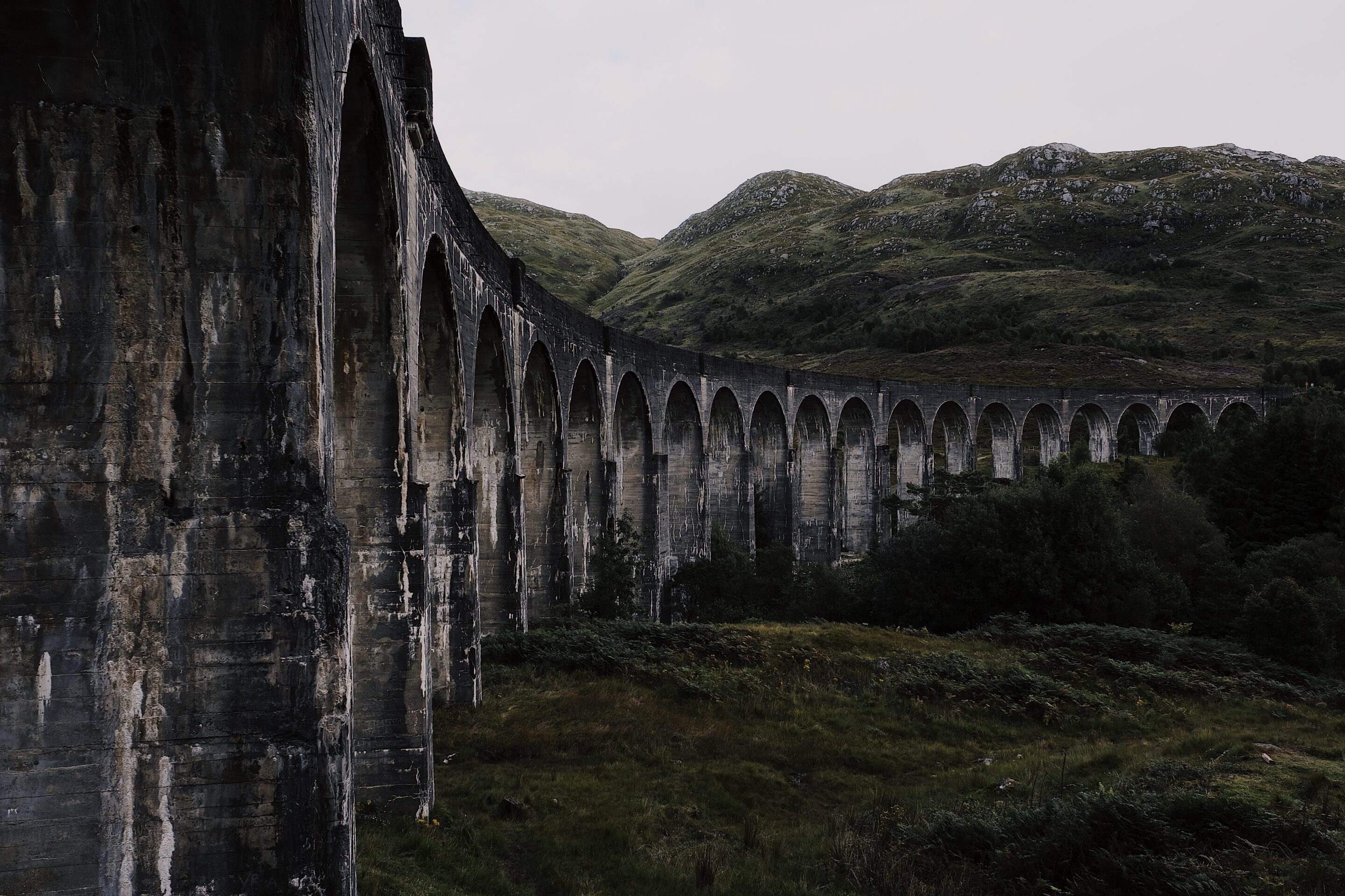Harry Potter bridge