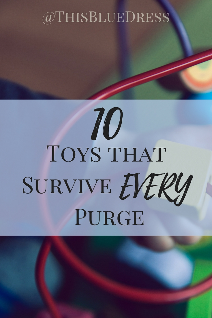10 Toys that Survive Every Playroom Purge