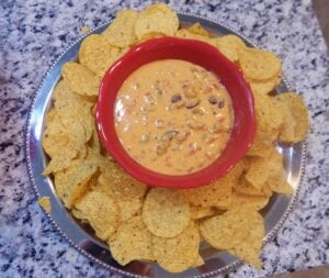 "Tara's ""Crack"" queso dip is perfect for parties"