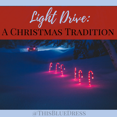 Light Drive_ A Christmas Tradition