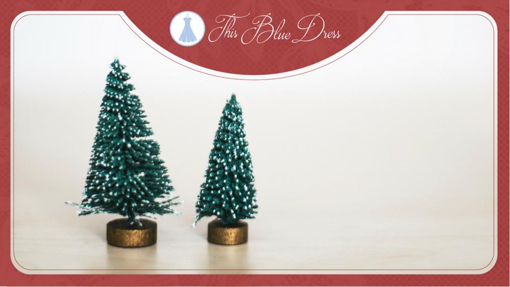 Name the Tree: A Christmas Tradition