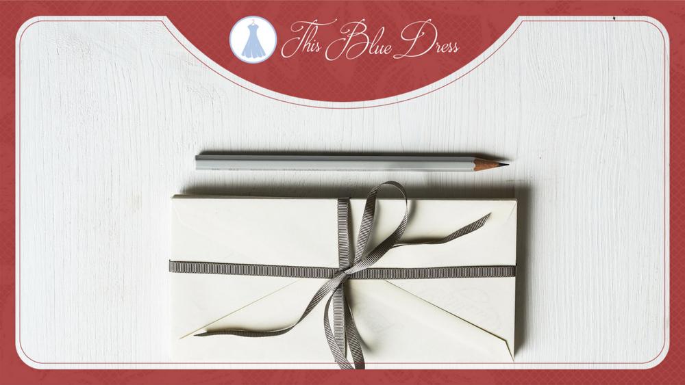 White Envelopes: A Christmas Tradition