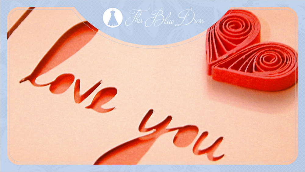 Quilled Heart Tutorial