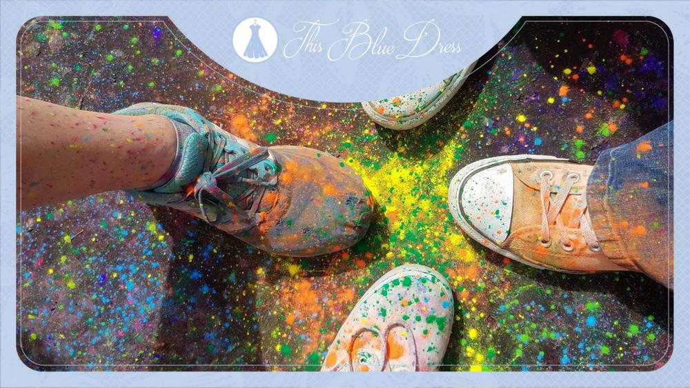 Holi Festival of Colors in Spanish Fork