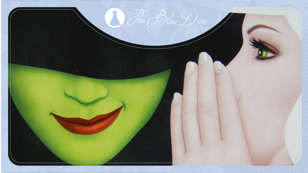 Our Bucket Lists: See Wicked