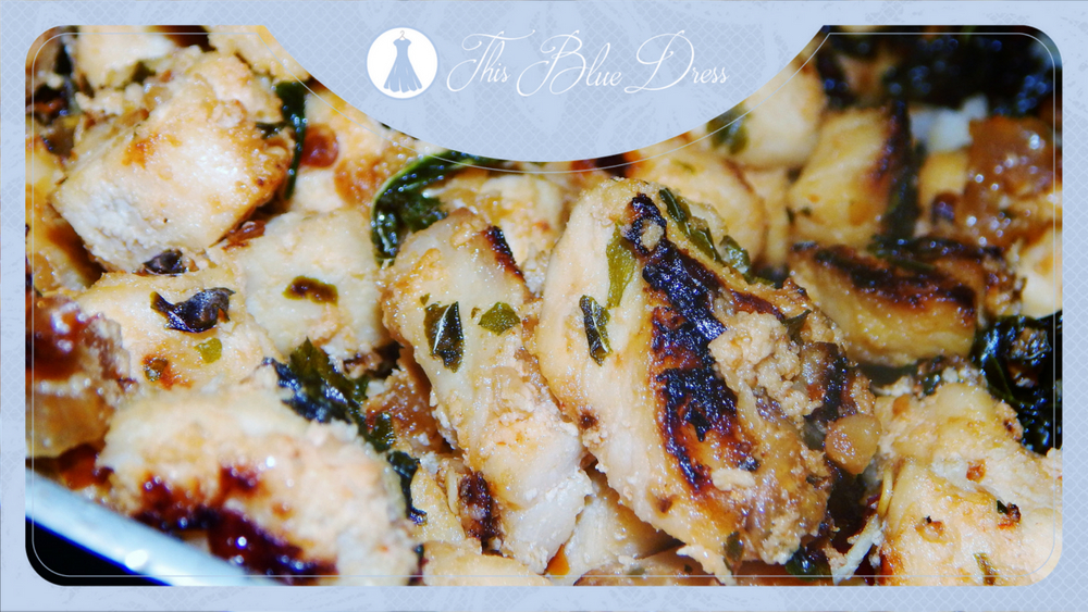 Spicy Basil Thai Chicken Recipe