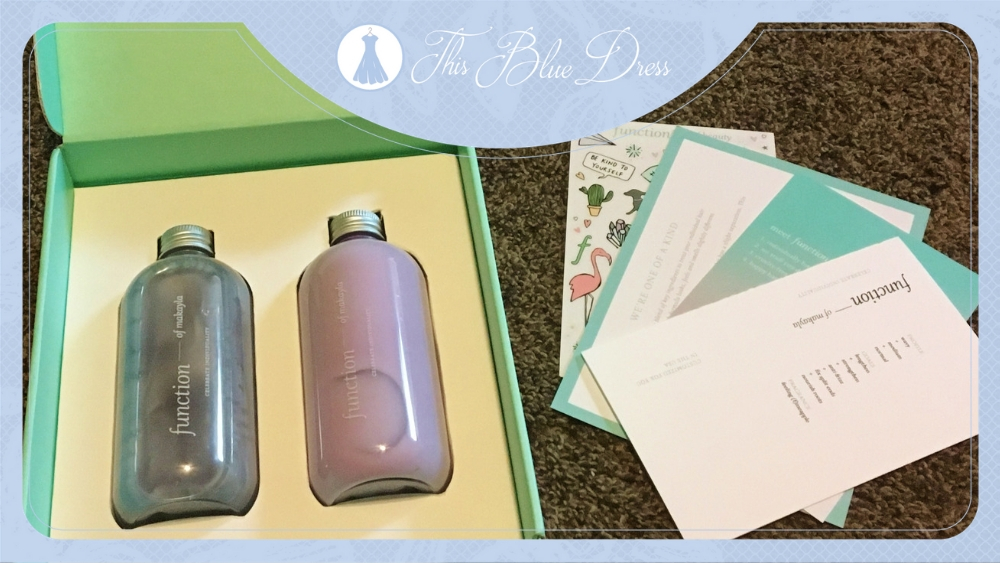 Function of Beauty Shampoo and Conditioner: My Honest Review