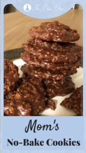 The most amazing no-bake cookies you'll ever have!