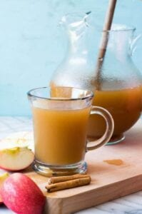 Slow Cooker Pumpkin Spice Apple Cider from House of Yumm