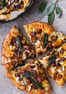 Pumpkin Pizza from Half Baked Harvest