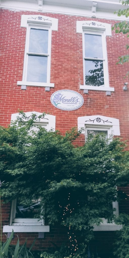Monell's restaurant in Nashville