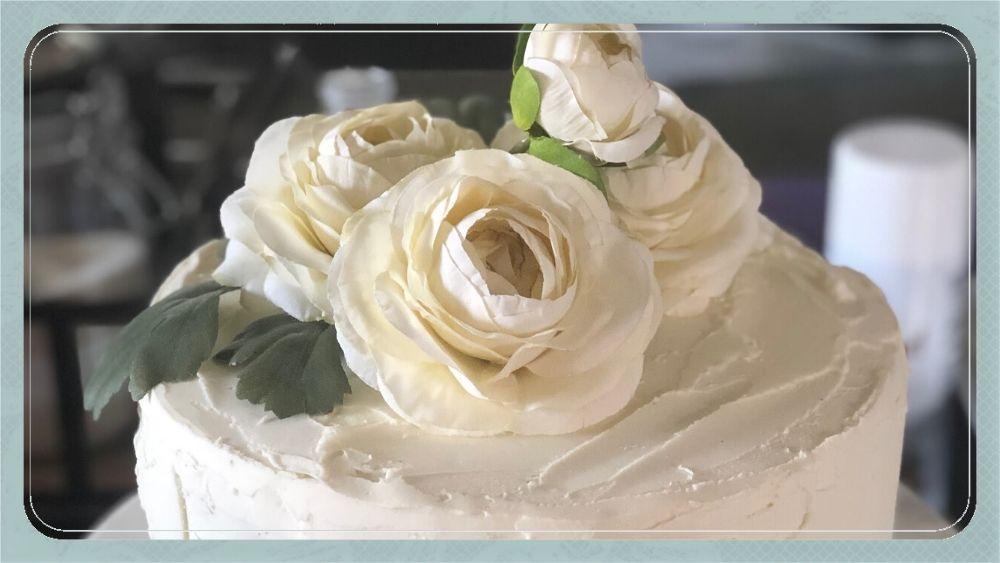 Homemade Wedding Cake Tips & Tricks