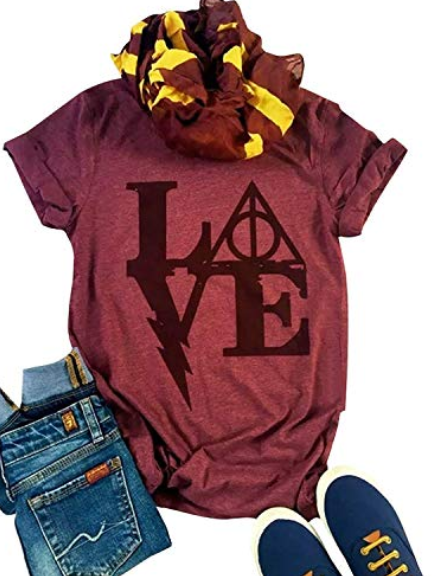 LOVE Harry Potter clothes!