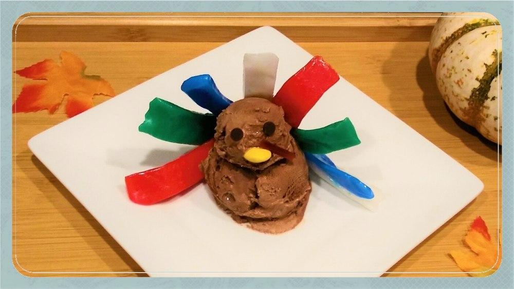 Ice Cream Turkeys