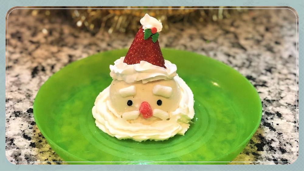 Ice Cream Santas