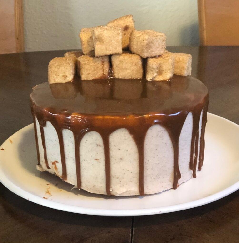 practice cake 2