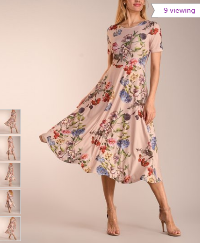 dress from zulily