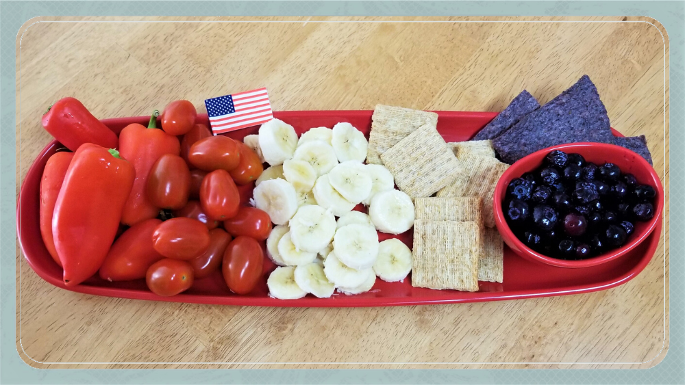 Easy Red, White, and Blue Recipes