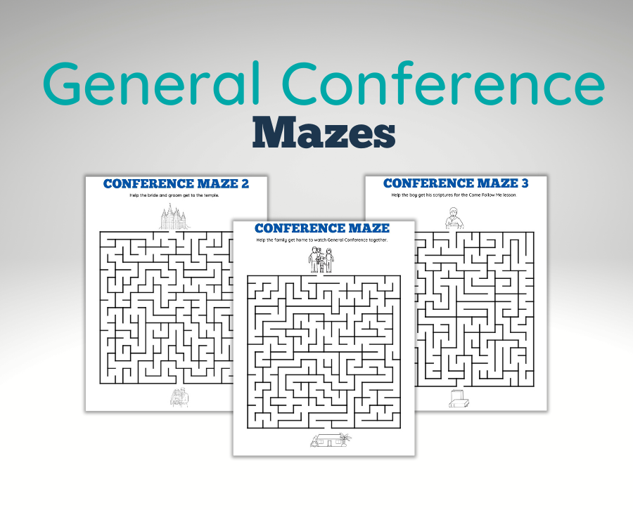General Conference Mazes Example