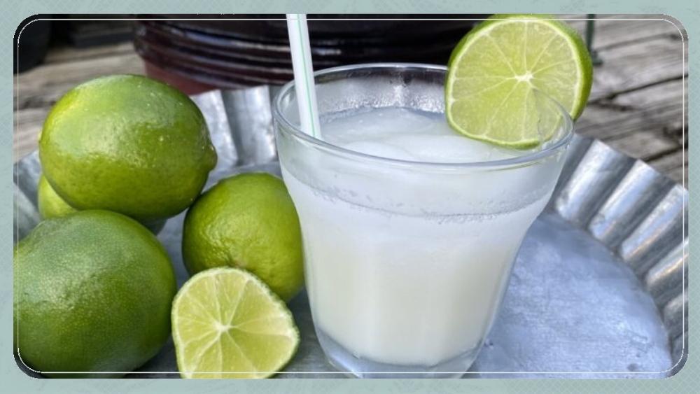 Brazilian Lemonade Recipe