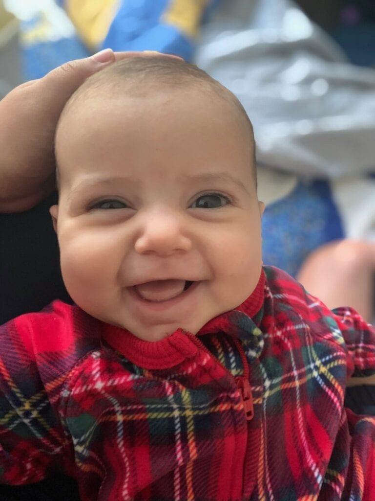 Baby Rachel Pandemic Baby 2020