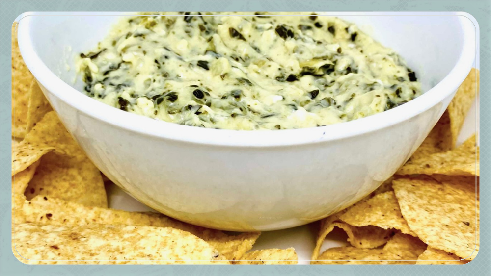 Easy Spinach Artichoke Dip for the Instant Pot