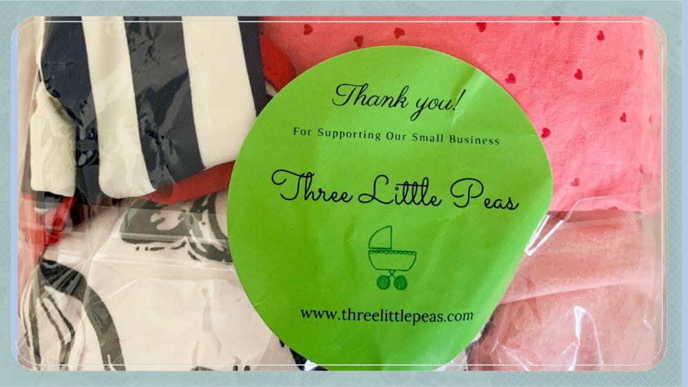 Three Little Peas Children's Upscale Resale Clothing Boutique Review