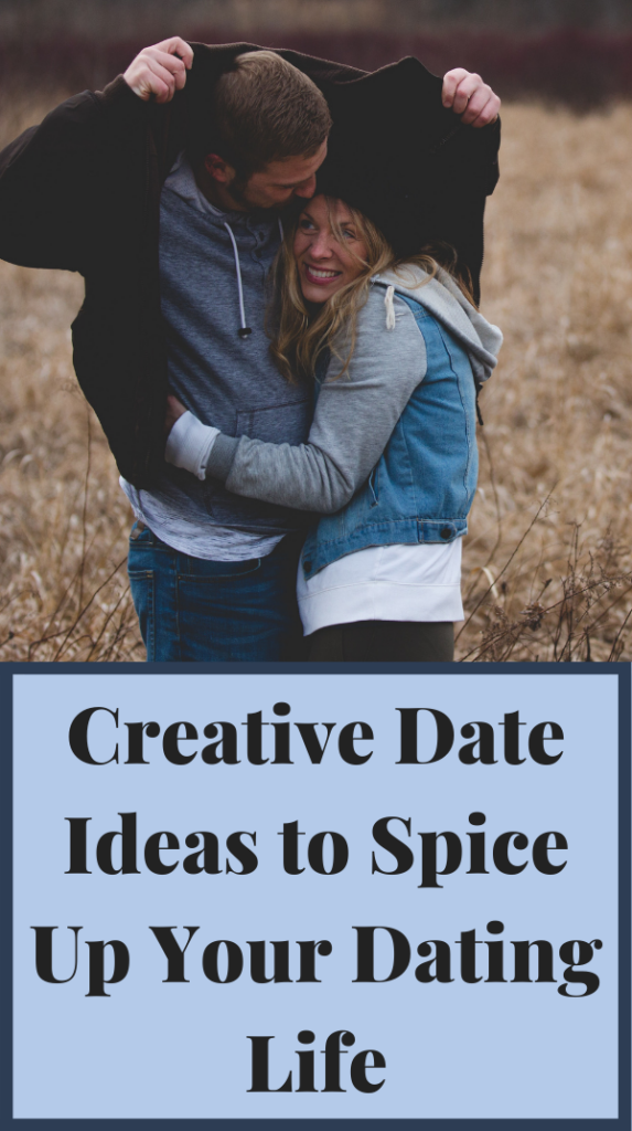 creative dates pin