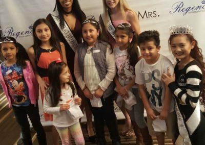 Houston Children's Charity Event - Regency International Pageant