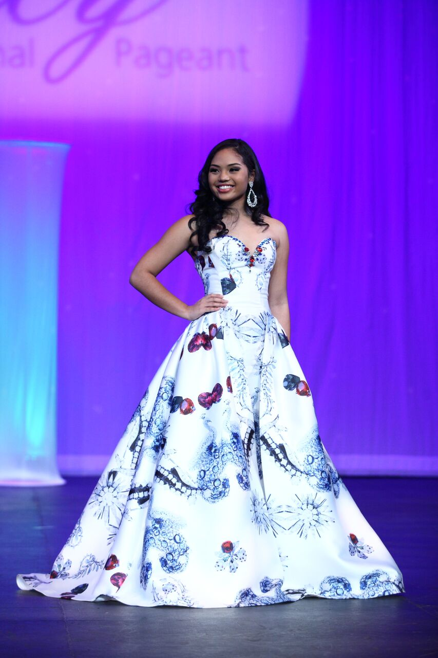 2017 Regency International Winners - Regency International Pageant Naia Torres