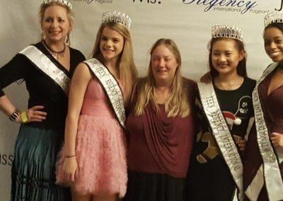 Regency Titleholders Attend Macy's Event - Regency International Pageant