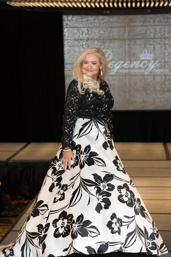 Evening Gown: Classic Arkansas