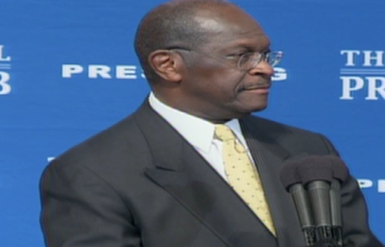 Herman Cain under fire for sexual harassment allegations