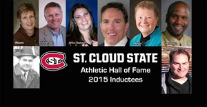 SCSU Welcomes New Inductees to the Hall of Fame