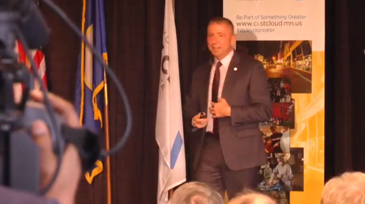 St. Cloud mayor holds his 11th State of the City Address