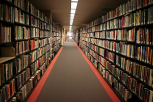 Library Books Disappear Throughout the Twin Cities