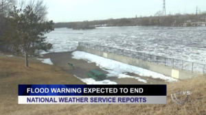 Flood Warnings for St. Cloud Rivers