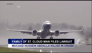 Ethiopia Plane Crash Lawsuit