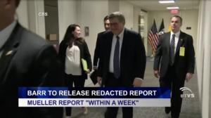 Attorney Barr New Report