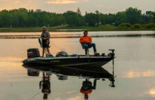 Fishing season for prized walleye, trout, pike, and bass opens May 9th.