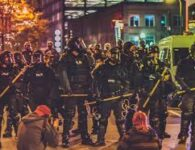 Texas man charged for rioting in Minneapolis